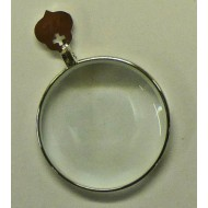 Trial Lens Spare Full Aperture Metal +0.12 Convex Sphere