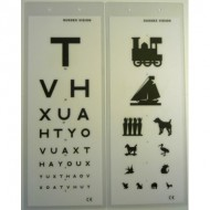 3M Laminated Test Type TVH/Child Pics.
