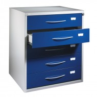 Optometrist Glasses Collection Cabinet – 5 Drawer