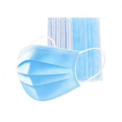 Surgical Masks Single Use Pack of 50