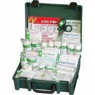 British Standard Compliant Economy Workplace First Aid Kit (Medium)