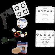 AAPOS Vision Screening Kit