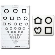 Lea Symbols® Proportional Spaced Chart