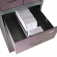 Dental Record Card Cabinet – 3 Drawer