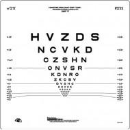Logmar 2m ETDRS Chart R Original