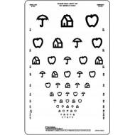 House Apple Umbrella Chart, 3m