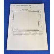 Contrast Sensitivity Chart Pads (Pack of 50)
