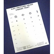 Kay Near Vision Card