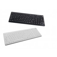 110 Key Antimicrobial Medical Keyboard with Backlight